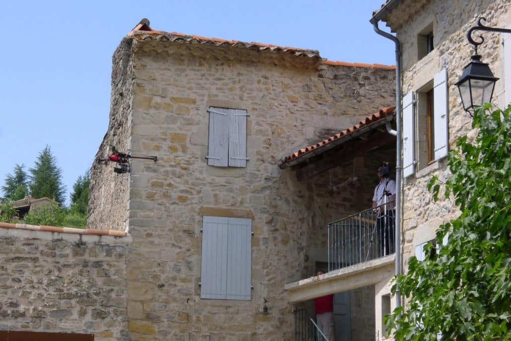 Drone Ardèche photo vidéo prestation Prestation Drone