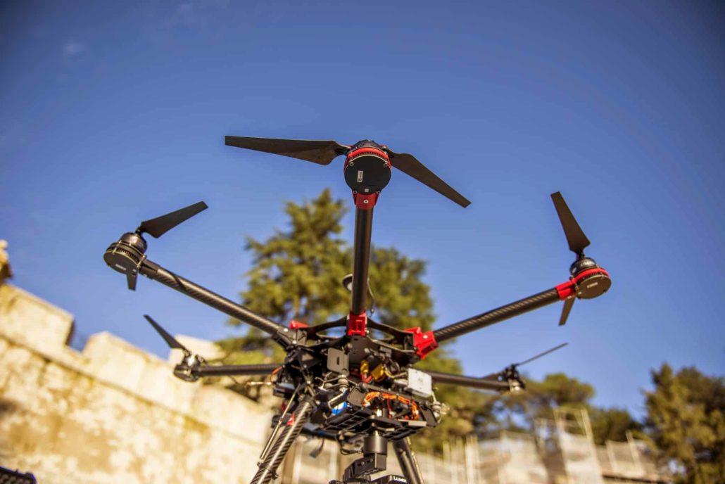 Drone Ardèche photo vidéo prestations aériennes