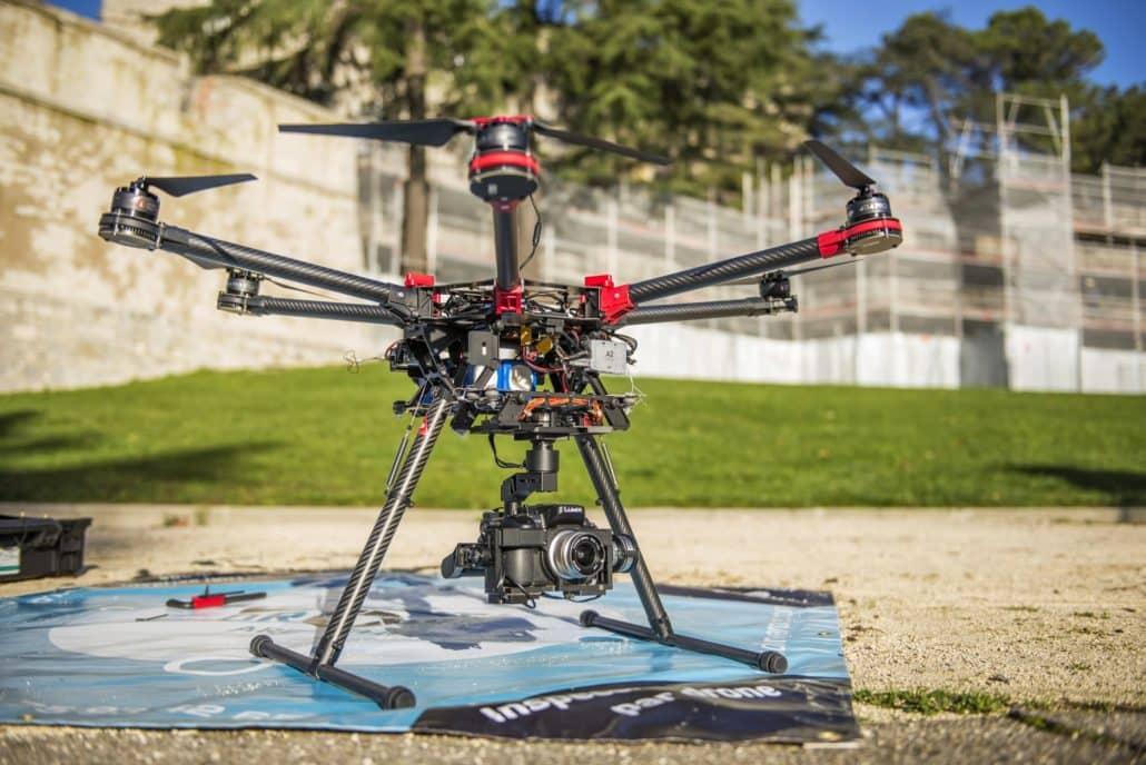 Drone 3 dji S900