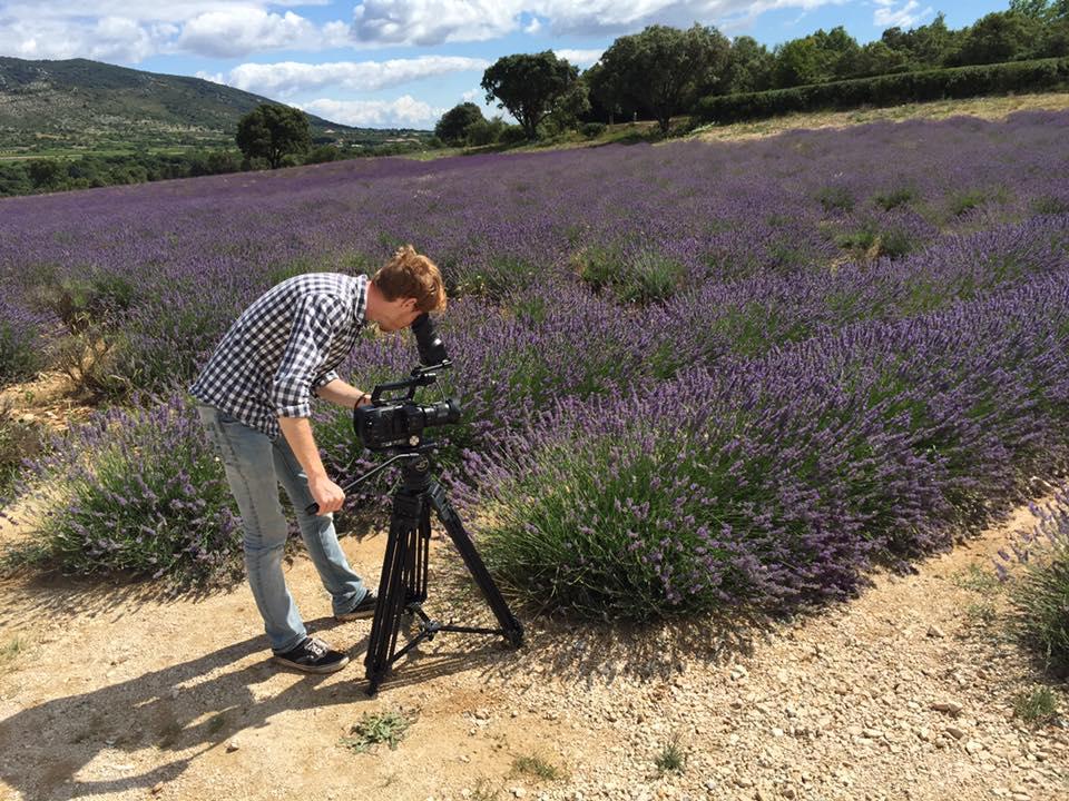 production de vidéos tournage-musee-de-la-lavande