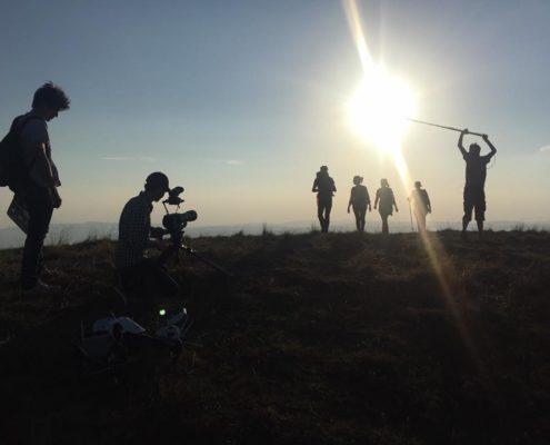 real-equipe-complete pour réalisation vidéo d'entreprise