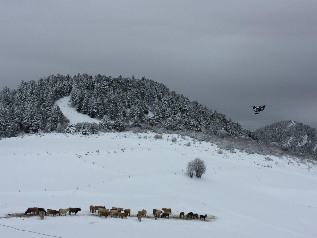 tournage-drone pour vidéo aérienne france-5