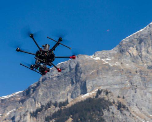 M600 Nouveau Drone Gros Porteur Drome Ardeche Vaucluse