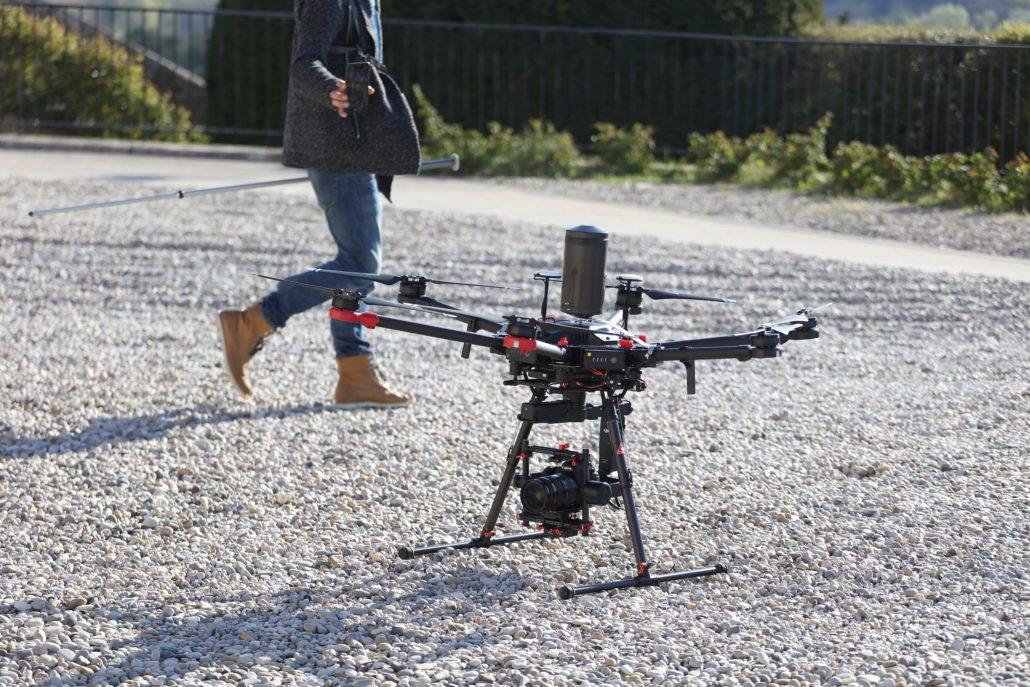 M600 nouveau drone drone porteur drome ardeche vaucluse