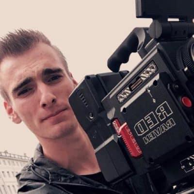 Réalisateur Cadreur Quentin - réalisation de vidéo par drone - Chef opérateur caméra RED