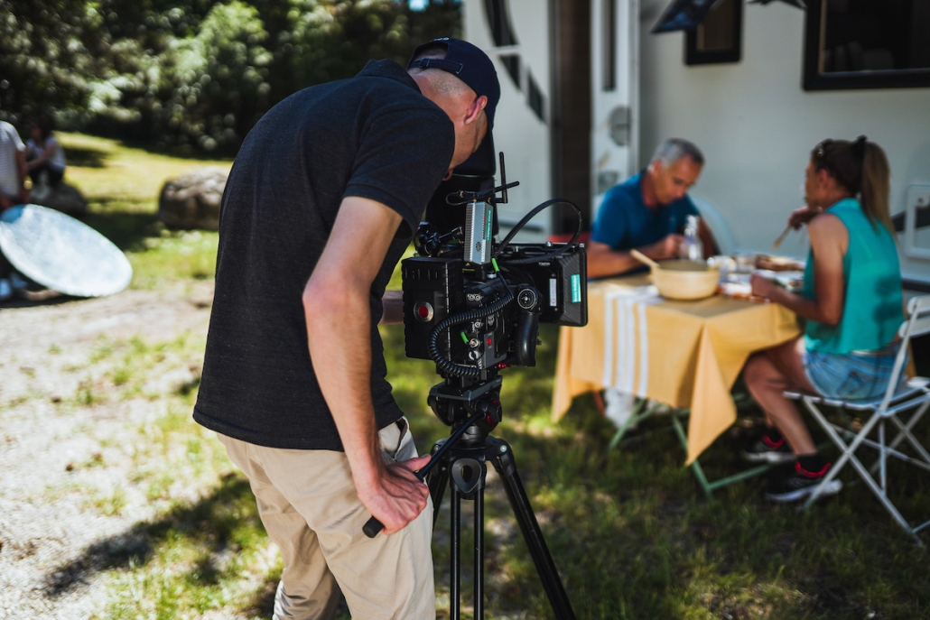 chef opérateur pour tournage de publicité département du Rhone