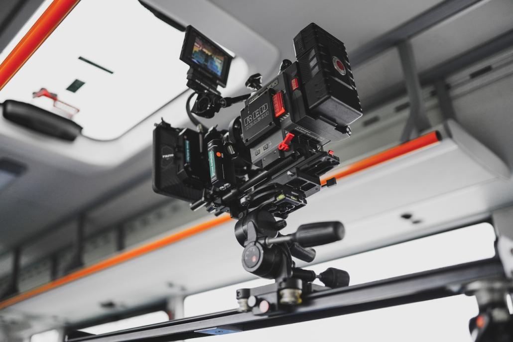 créateur de films : producteur de publicités vidéo
