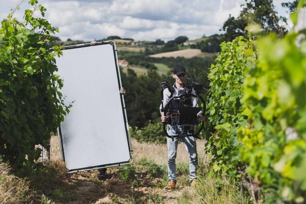 agence de production vidéo en rhone alpes lyon | réalisation vidéo drone | clip entreprise montélimar