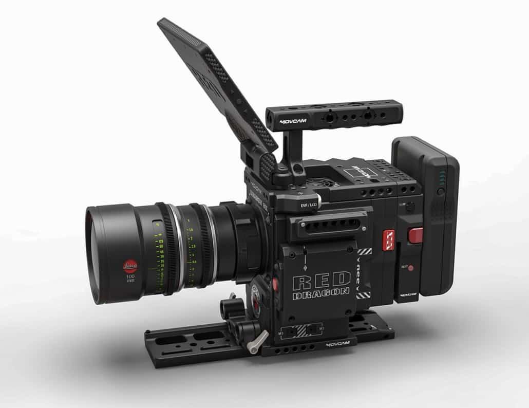 nouvelle caméra red-weapon-camera vue aérienne drone