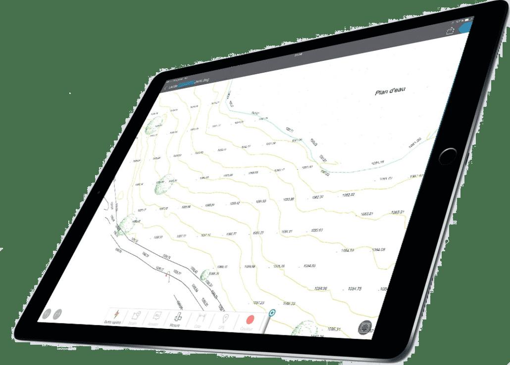 Plan Topographique Par Drone