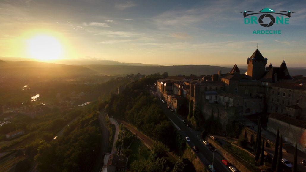 Drone Aubenas Inspection De Toiture