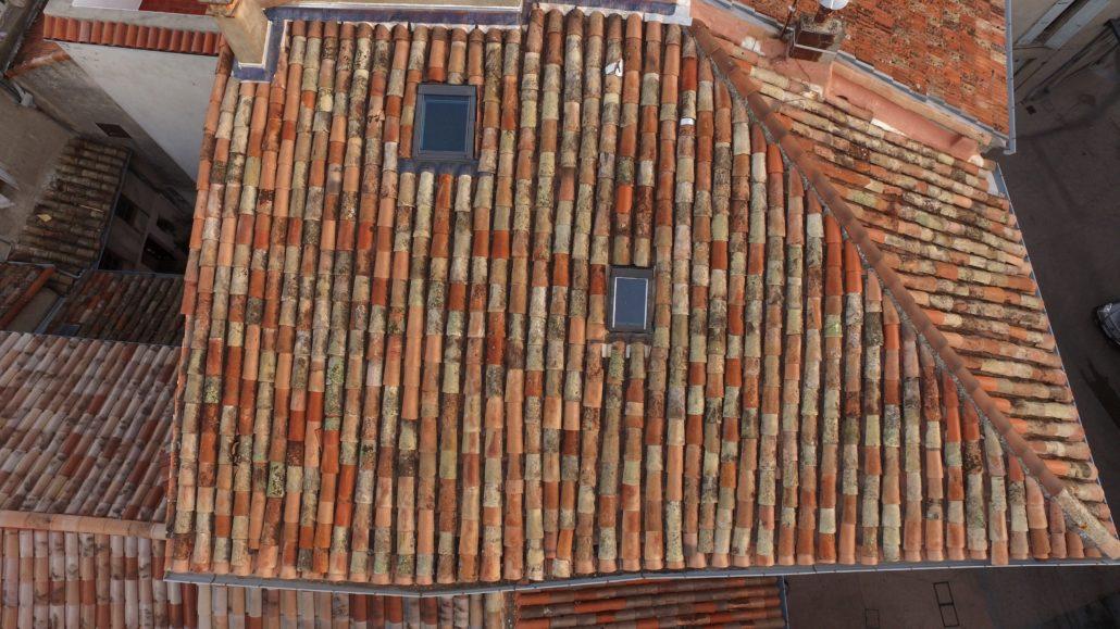 Inspection De Toiture Drone Valence Montelimar