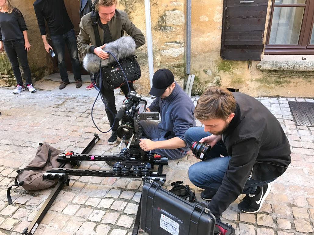 Drone Images Aeriennes Cinema Avignon Vaucluse