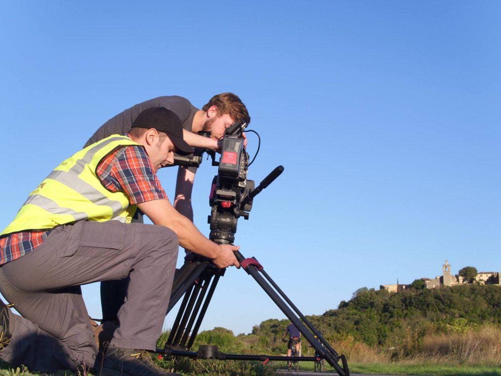 prestataire drone pour cinema