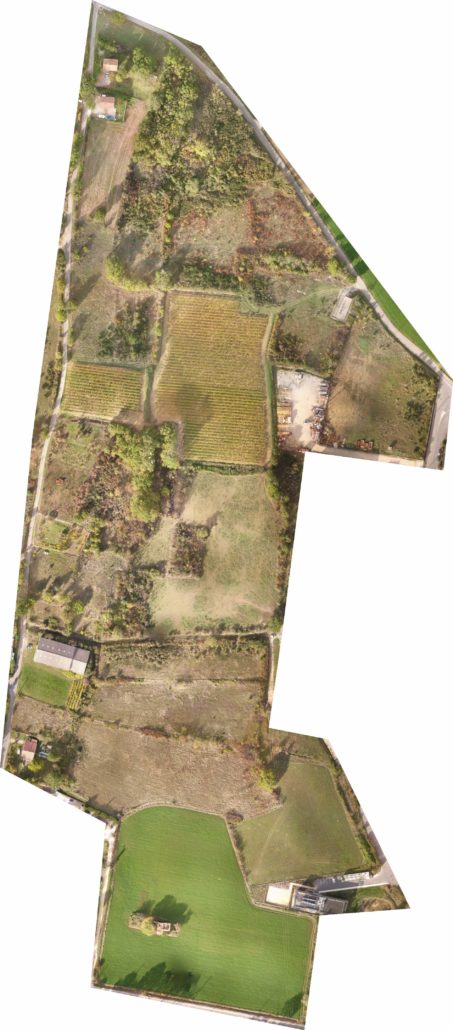 plan-topographique-ardeche-drone-orthophoto-georeferencee