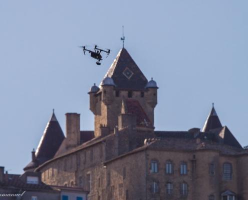 Drone pour les inspections