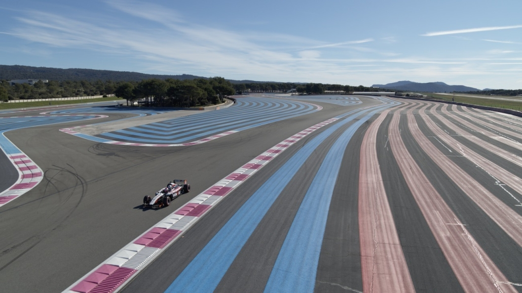 Droniste Var Pour Tournage Sur Le Circuit Du Castellet | prestation drone automobile
