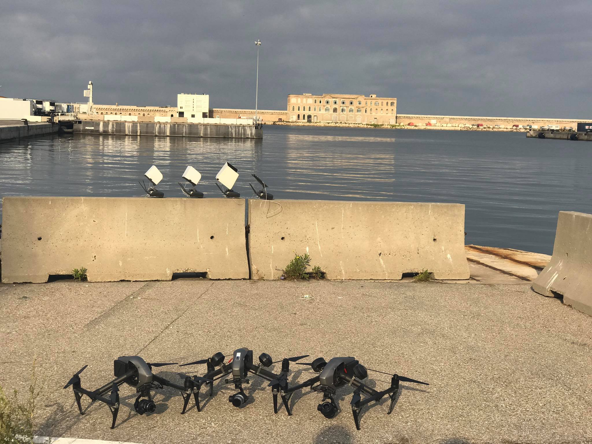 Mission télépilote marseille CMA CGM drone droniste 4