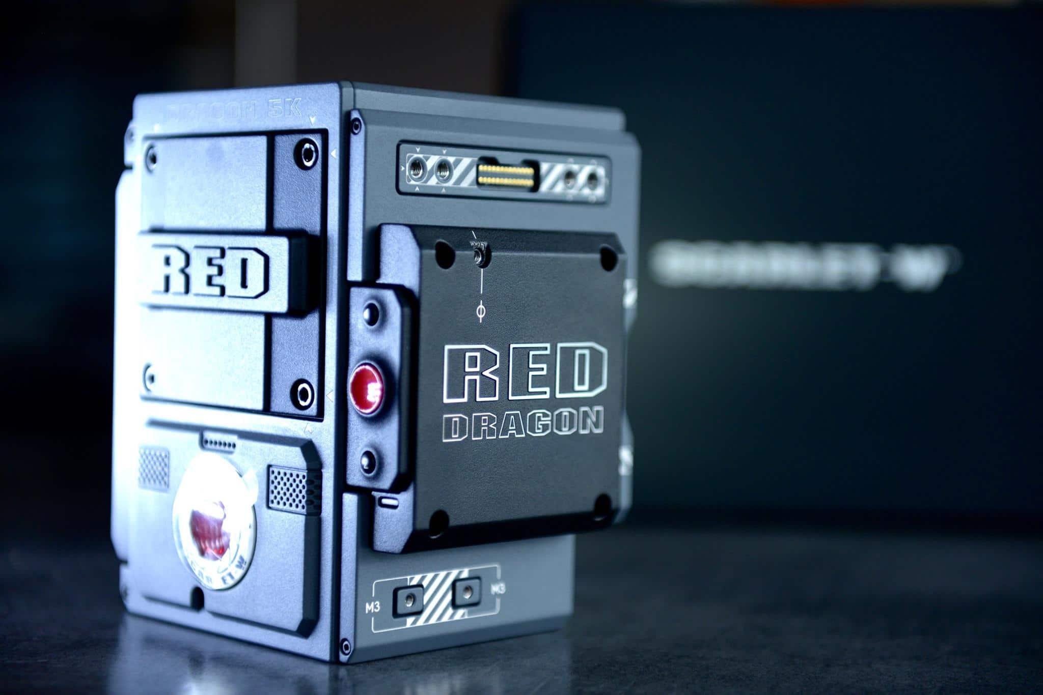 caméra RED weapon tournage sol et aérien 2