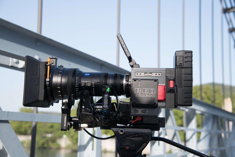 Location caméra RED avec chef op sud de la France