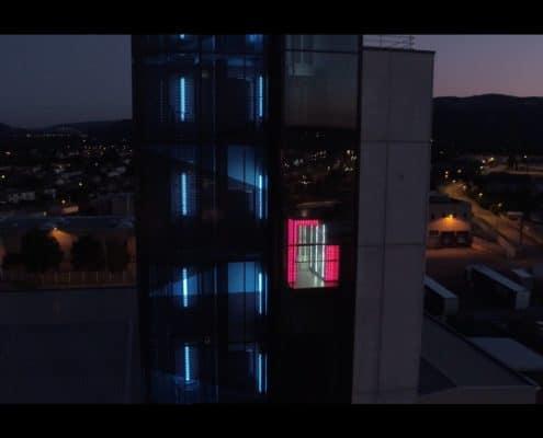SODIMAS Vidéo aérienne