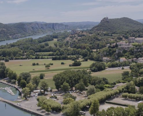 Photo Drone Ardeche Video Drone Ardeche Viviers Video Par Drone Photo Aerienne En Ardeche