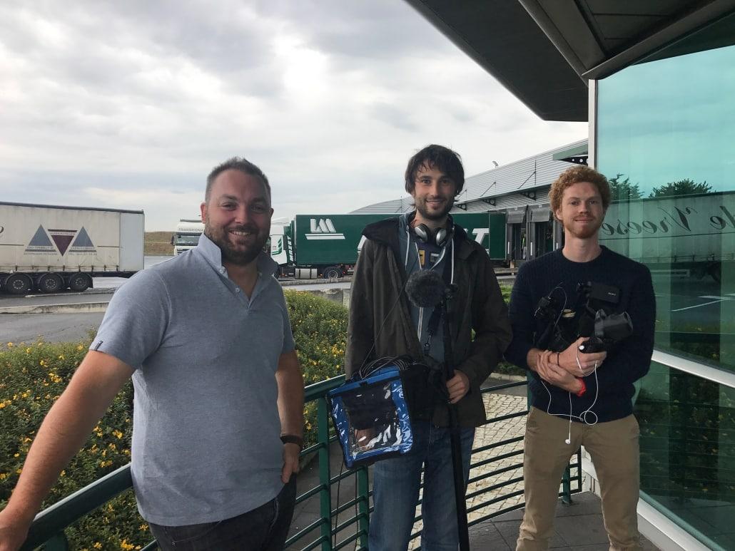 Tournage drone agence de production audiovisuelle Avignon Vaucluse