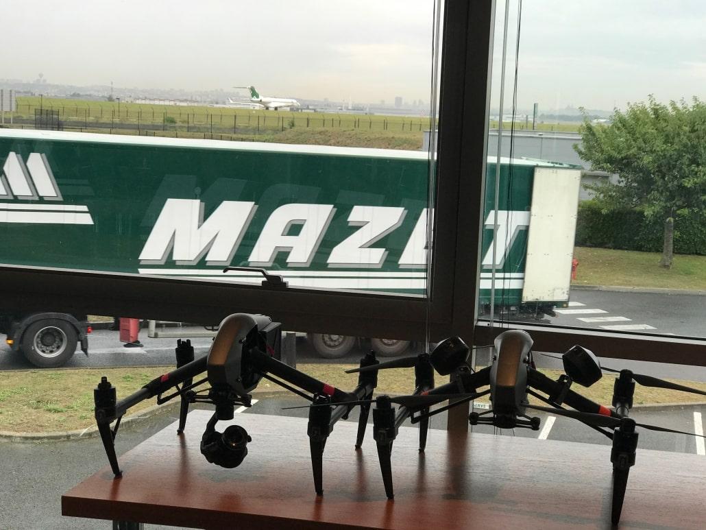 Tournage drone production audiovisuelle pour entreprise Ardèche Drome