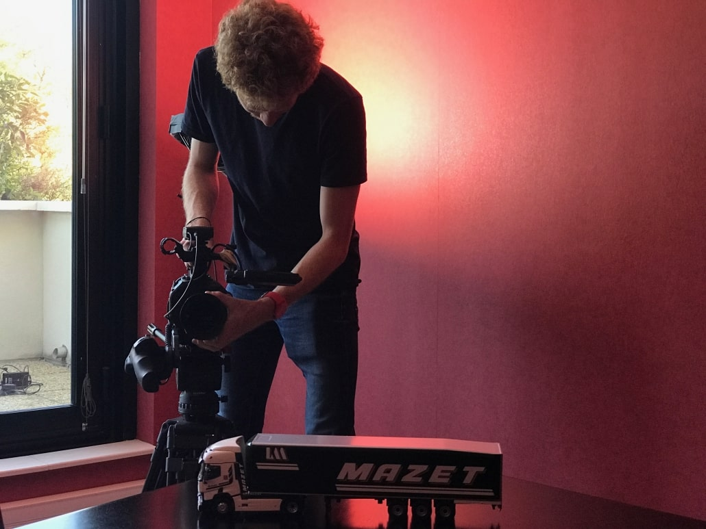 Tournage drone production audiovisuelle pour groupe Ardèche Drome