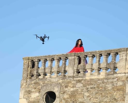 vidéo par drone à Grignan