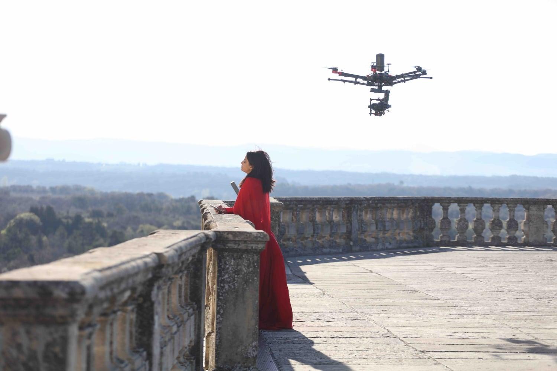 vidéo par drone professionnel