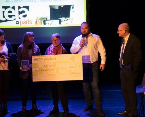 mecen'Ardèche | Notre entreprise Drone-Ardèche soutien les projets locaux