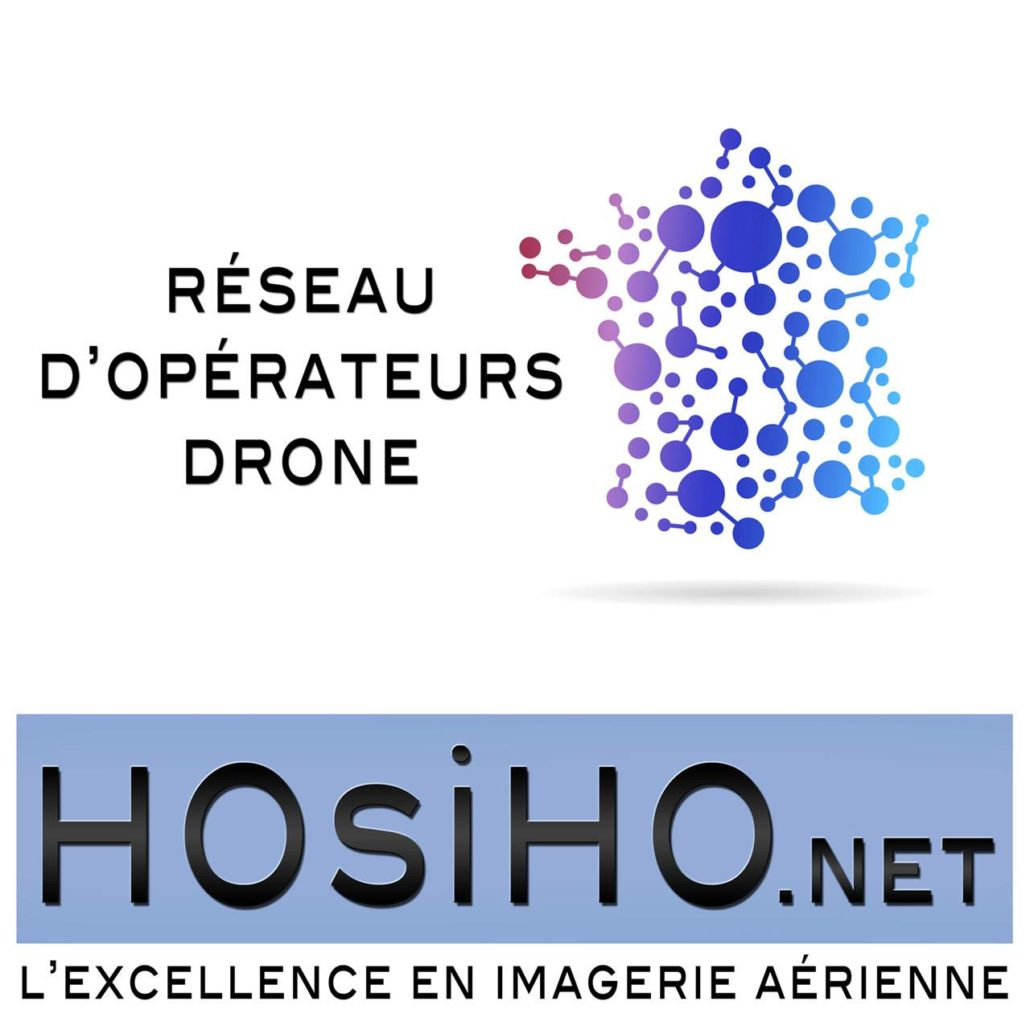 Hosiho drone network ardeche