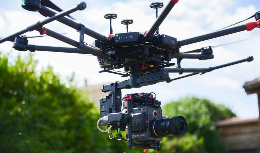 experts en prise de vue aérienne par drone