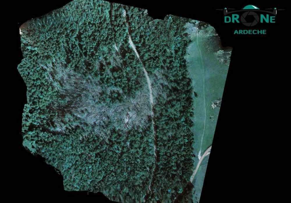 orthophoto-apres-degats-prise-de-vue-aerienne-orthophoto par photogrammètrie