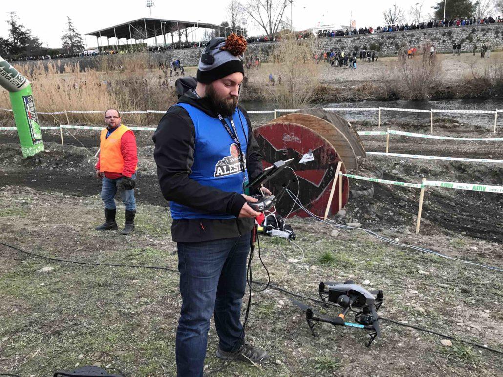 zones sécurisées pour drone