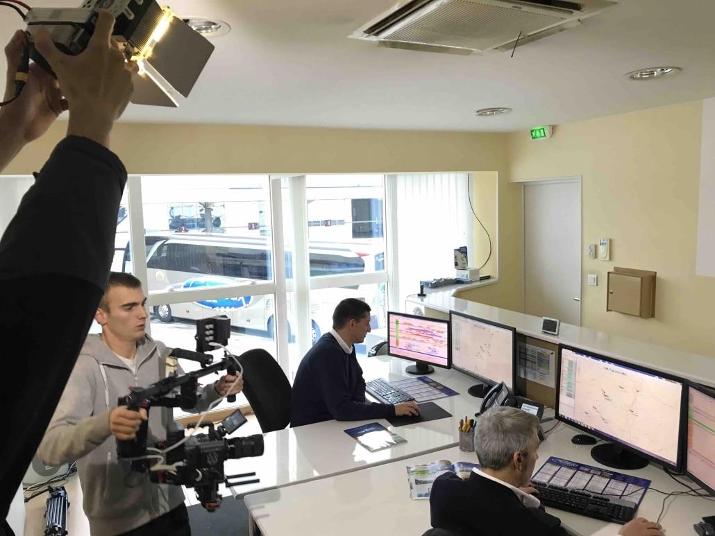 Création de vidéos d'entreprise en Rhone Alpes