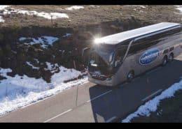 tournage drone suivi de vehicules pour séries