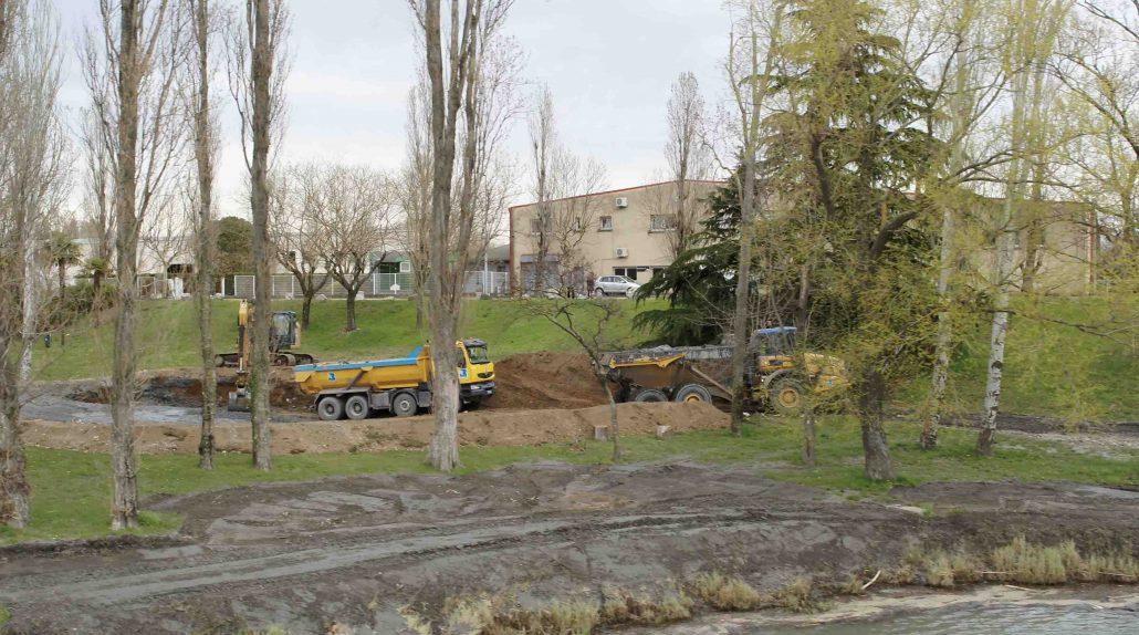 Vidéo aérienne pour suivi de chantier Valence Drome