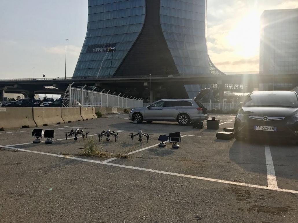Agence De Vidéo Drone En Occitanie Bouche Du Rhone Marseille