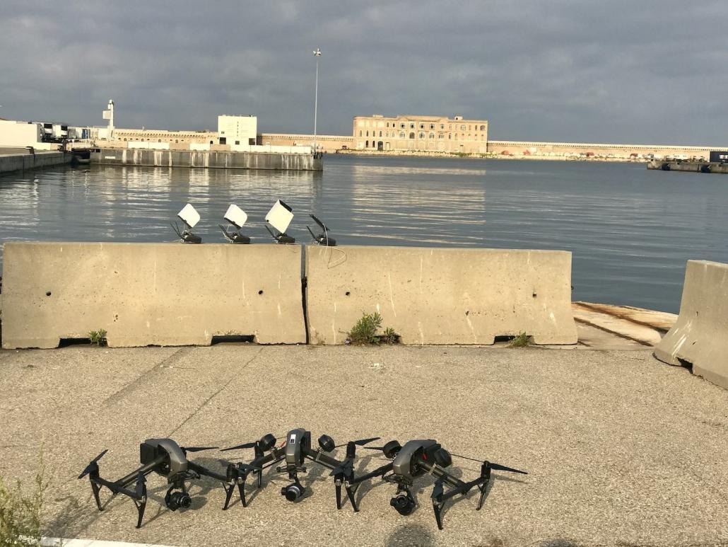 Entreprise Prise De Vue Par Drone à Marseille