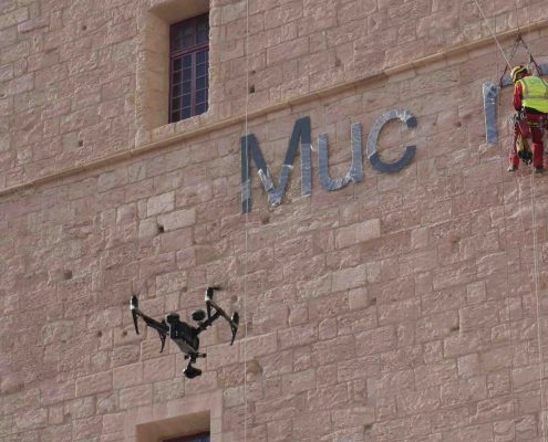 opérateur drone à Marseille