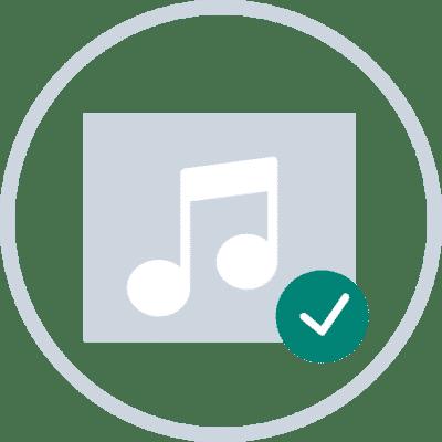 Société de production audiovisuelle spécialiste musique composée sur mesure