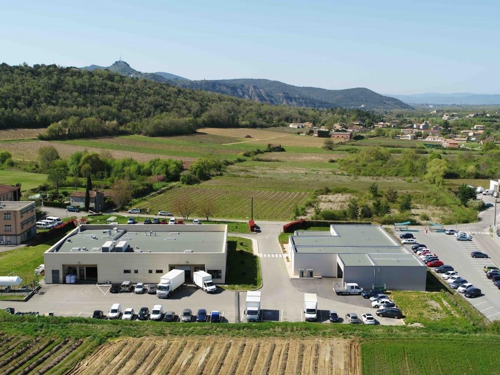 profesionnel en imagerie aérienne à Grenoble Isère