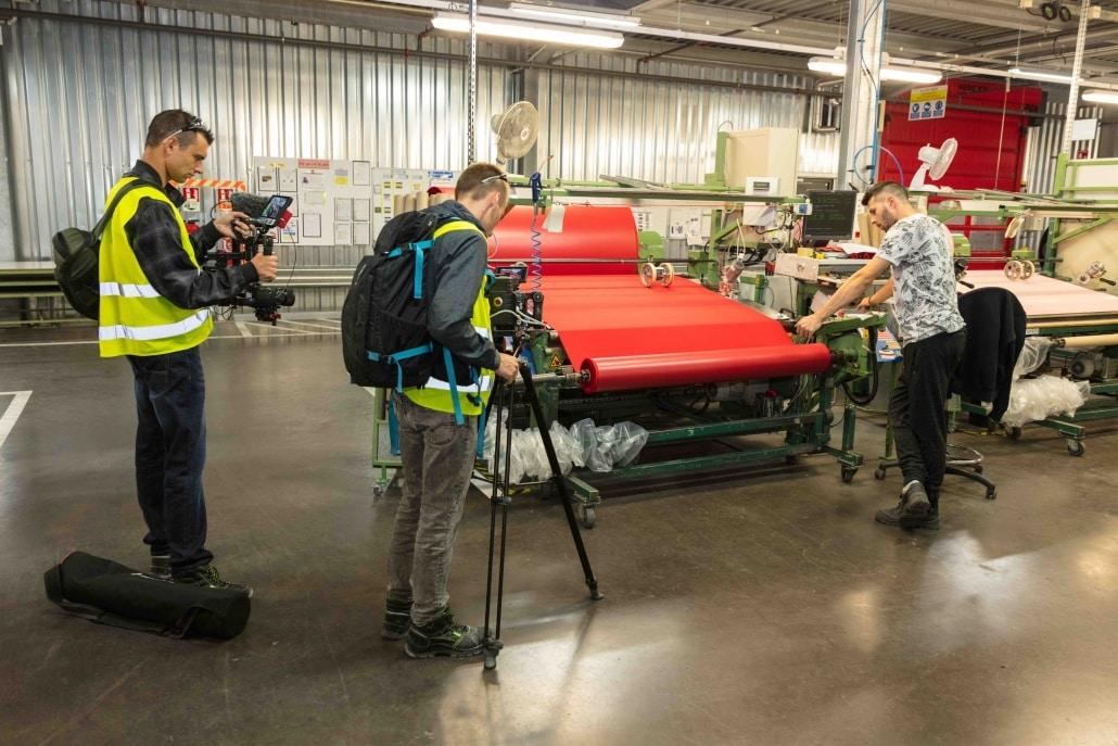 agence de production vidéo en drome Ardèche 1030x687 - Prise de vue par drone, production audiovisuelle, photogrammétrie
