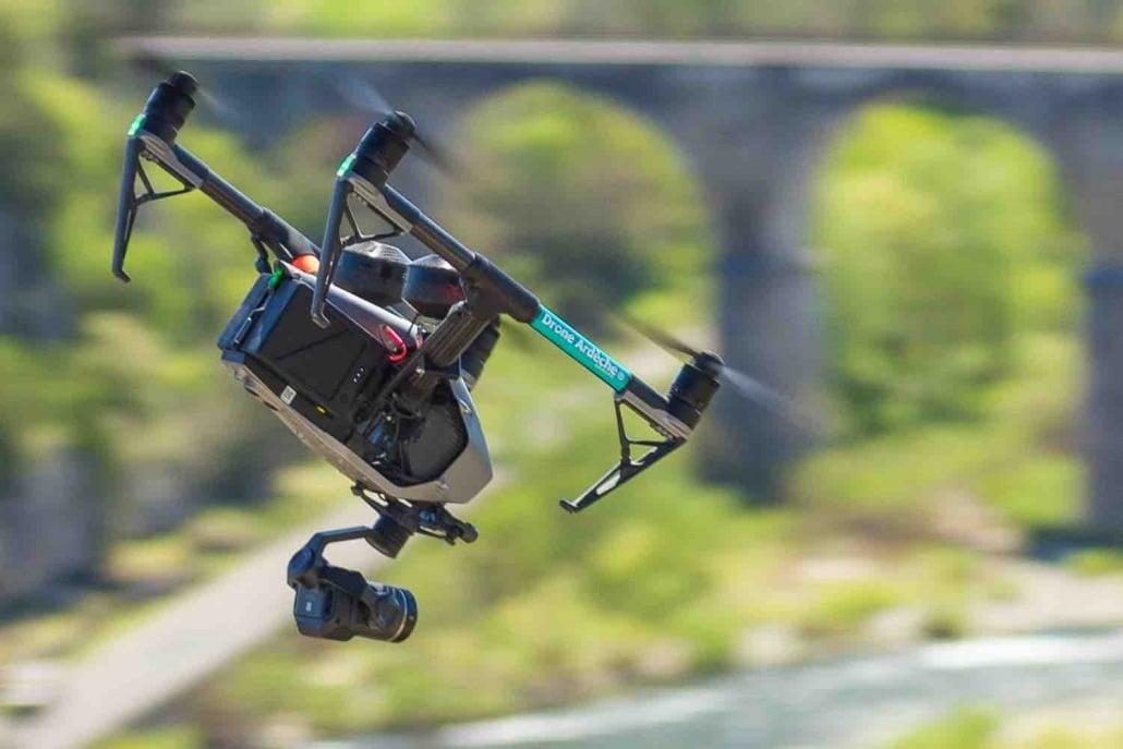 prestataire drone en ardèche