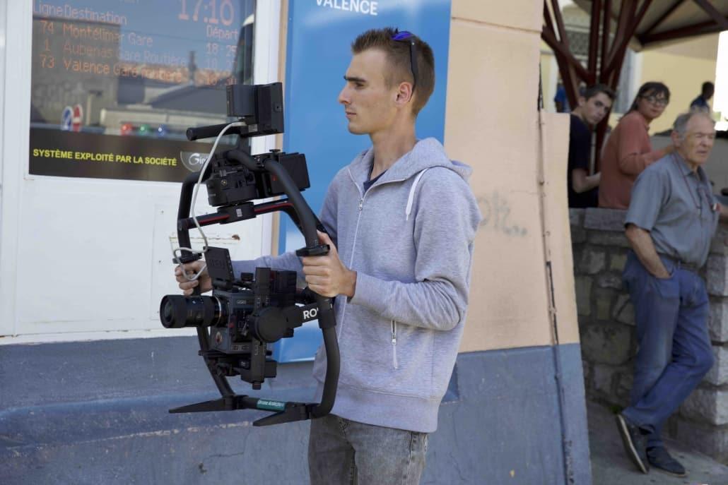 société de production video en Drome Ardèche spécialisée en imagerie aérienne