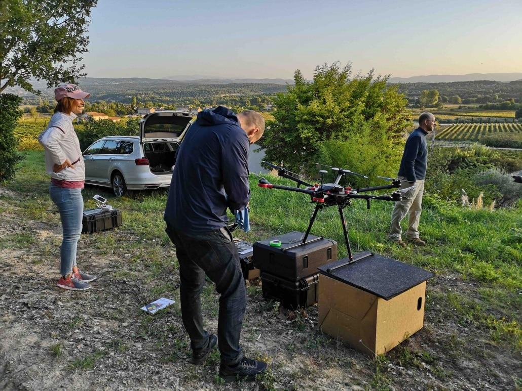 drone 360 vr | drone pour porter une caméra 360 insta