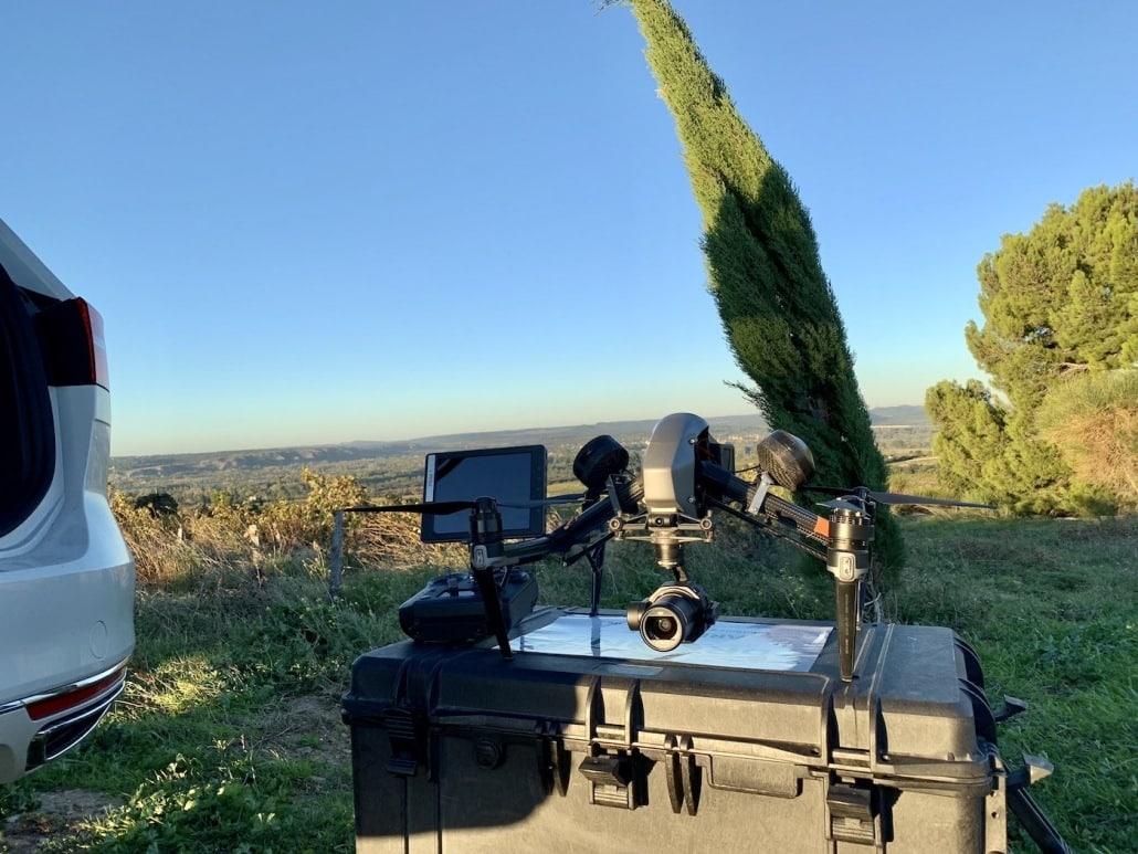 télépilote avignon professionnel prise de vue aérienne vaucluse | prestation drone