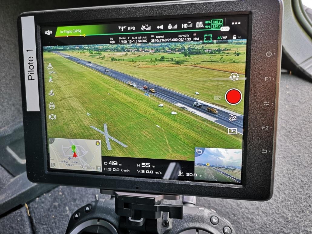 prestataire drone en haute loire
